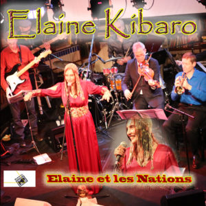CD avant à moitier Elaine et les Nations